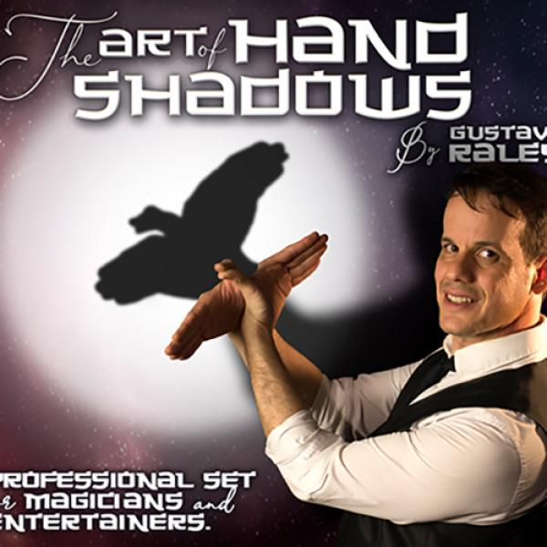 Art of Hand Shadows (Gimmicks and Online Instructi...