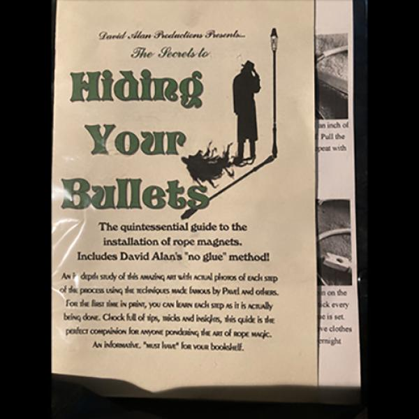 Hiding Your Bullets - installing Rope Magnets by D...