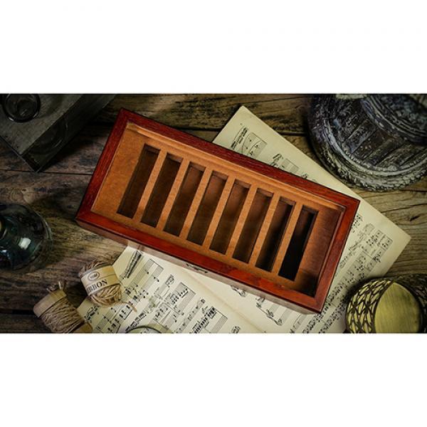 8 Deck Wooden Storage Box by TCC