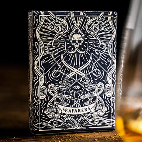 Seafarers: Submariner Playing Cards by Joker and t...