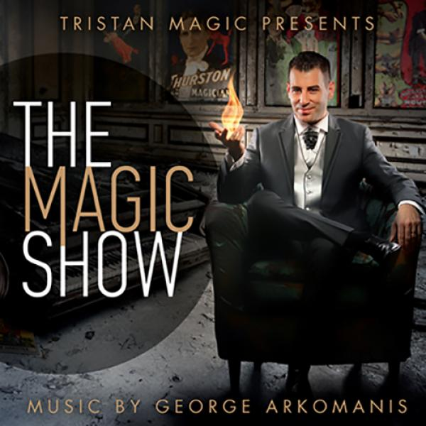 The Magic Show by Tristan Magic (Music Album) - Ot...