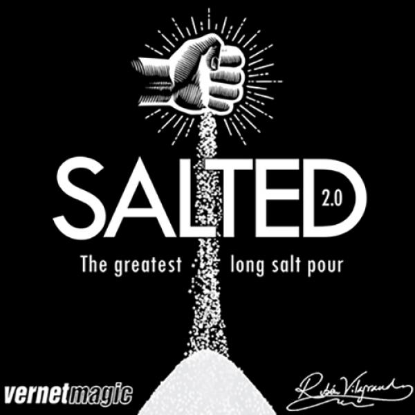 Salted 2.0 (Gimmicks and Online Instructions) by R...