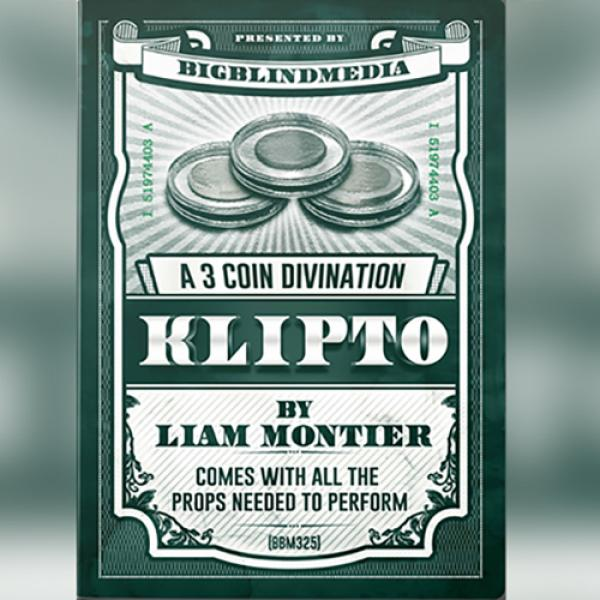 Klipto - A 3 Coin Divination (Gimmicks and Online ...
