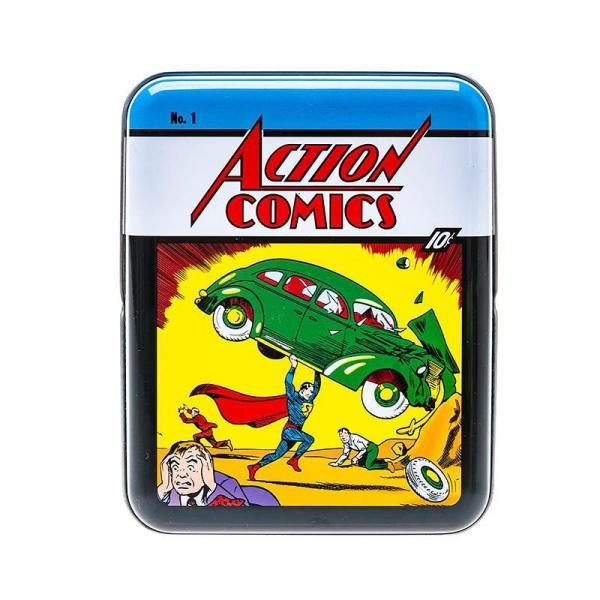 DC Super Heroes - Action Comics n. 1 Playing Cards...