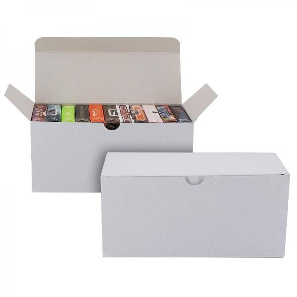 Box for 12 decks - White