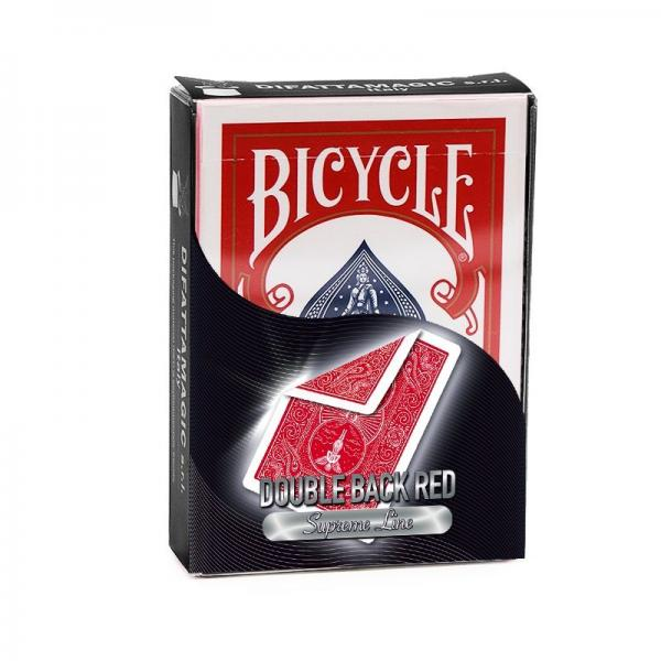 Bicycle - Supreme Line - Double back - Red