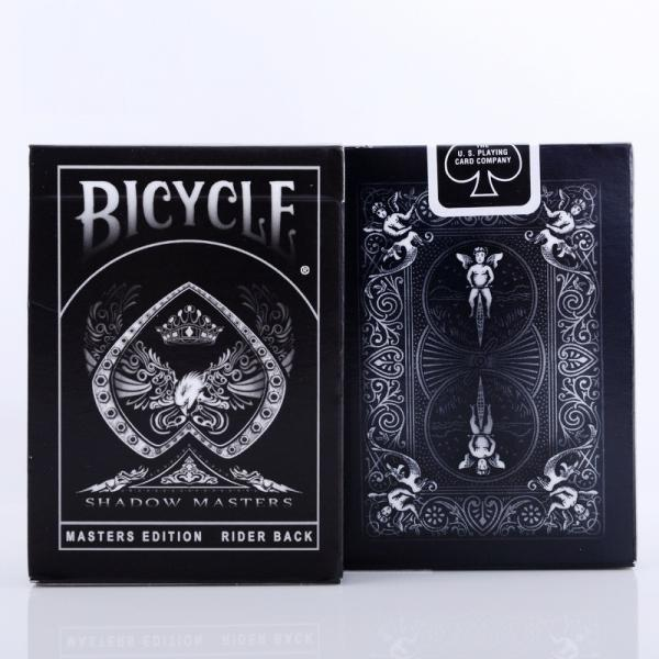 Bicycle Shadow Masters v1 by Ellusionist