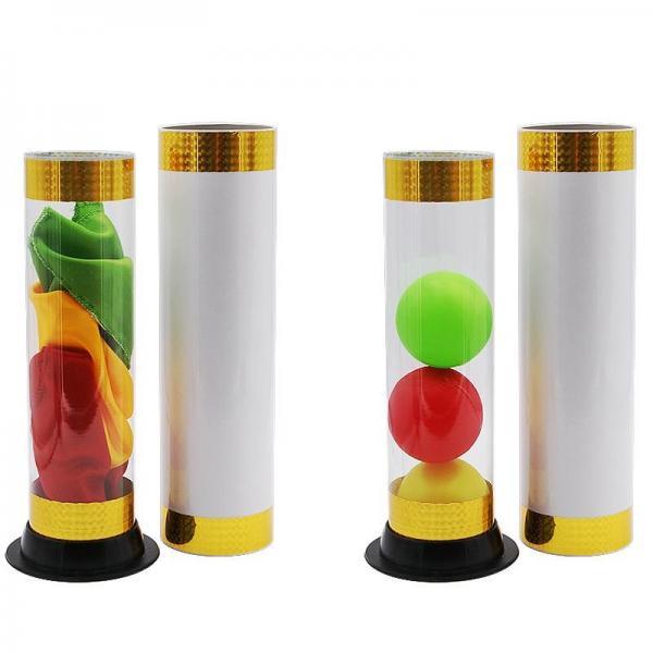 Crystal Silk & Ball Cylinder