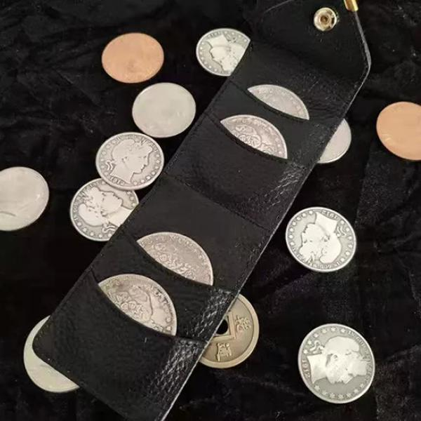 E Coin Purse (leather)