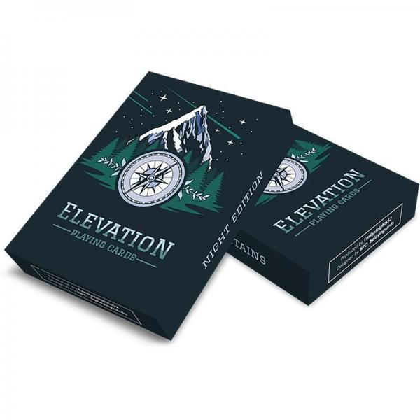 Elevation Playing Cards - Night Edition