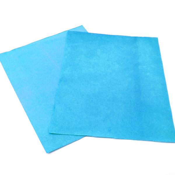 Flash Paper, Blue Color, 4 Sheets, 20 cm x 25 cm