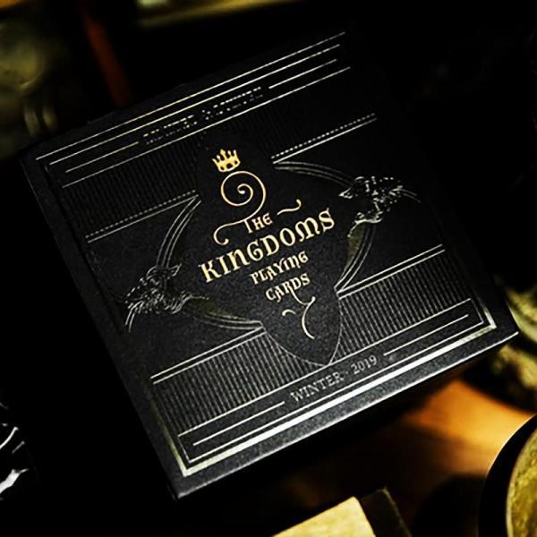Kingdom Black Pearl Box Set