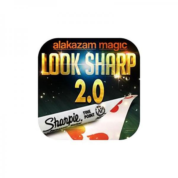 Look Sharp by Alakazam Magic