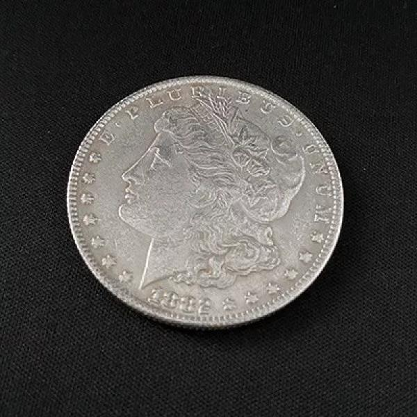 Morgan Dollar (Cupronickel, 3.8cm)