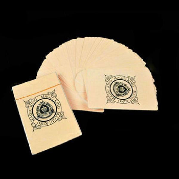 Manipulation Cards - Nude - Black Pattern