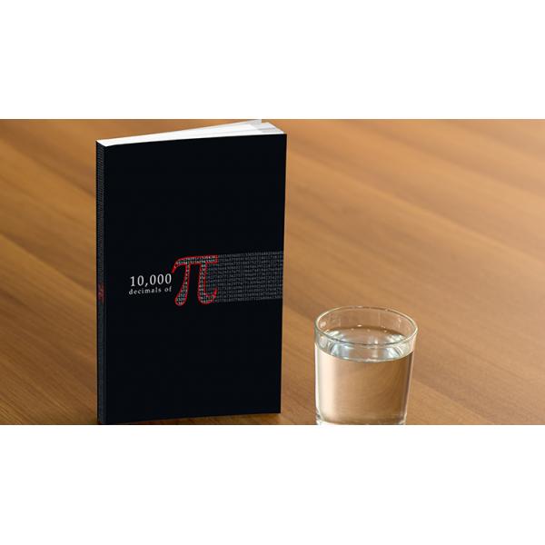 Pi Book Test by Vincent Hedan