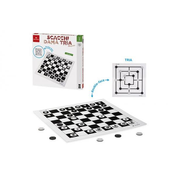 Chess Checkmate Tria Magnetic