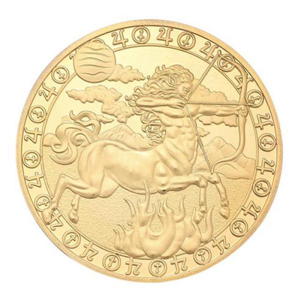 Commemorative Constellation Coin Sagittarius