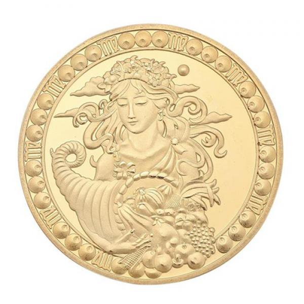 Commemorative Constellation Coin Virgo