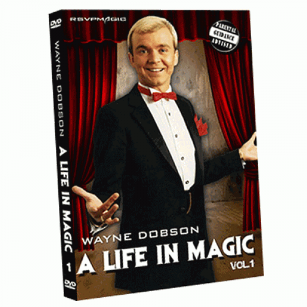 A Life In Magic - From Then Until Now Vol.1 by Way...