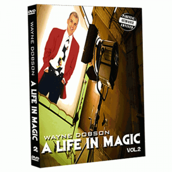 A Life In Magic - From Then Until Now Vol.2 by Way...