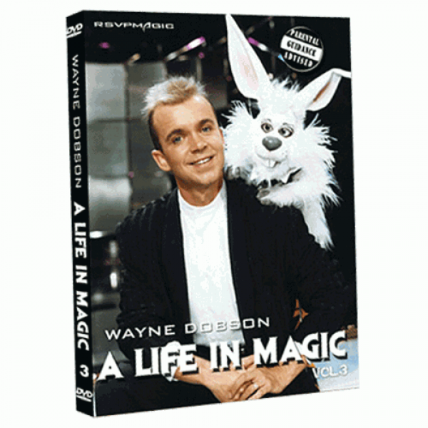 A Life In Magic - From Then Until Now Vol.3 by Way...