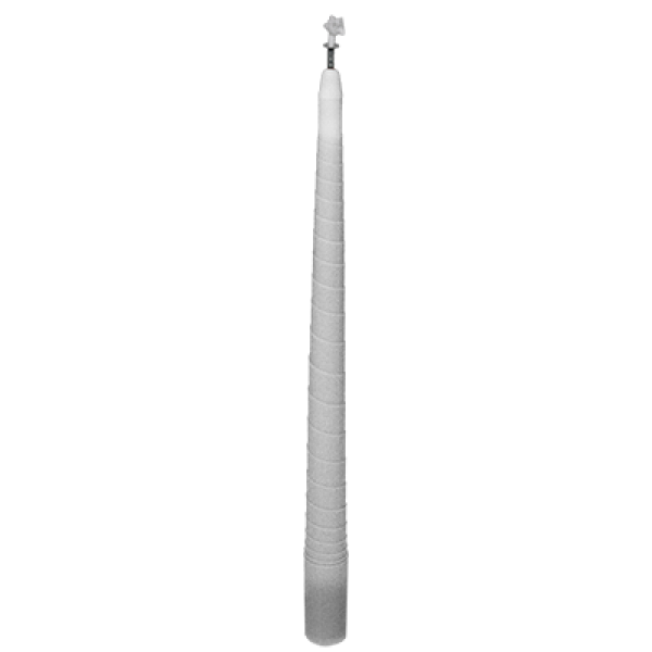 Appearing Candle (White)
