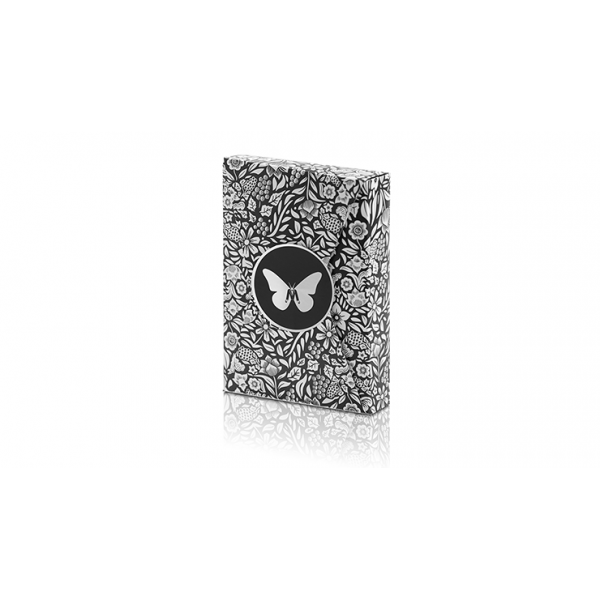 Limited Edition Butterfly Playing Cards (Black and...