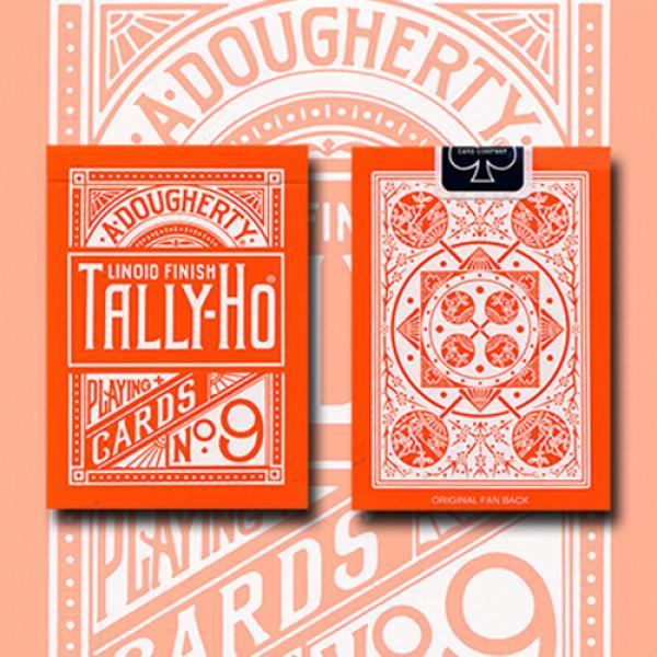Tally Ho Reverse Fan back (Orange) Limited Ed. by ...