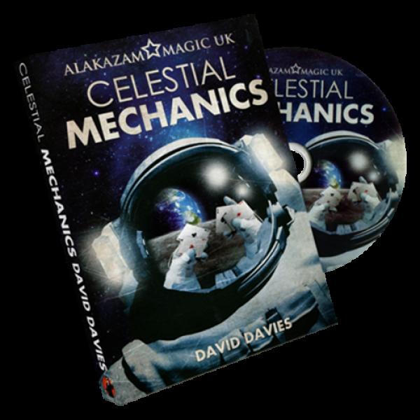 Celestial Mechanics by Dave Davies and Alakazam Ma...
