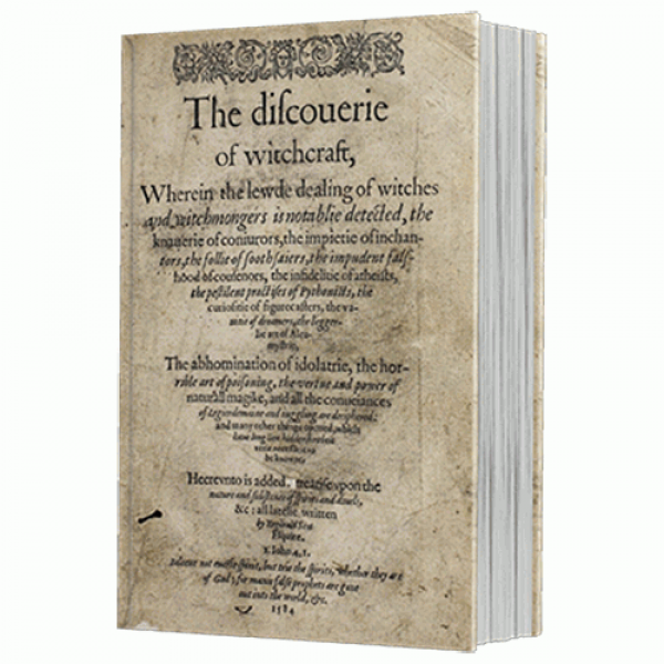 Discoverie of Withcraft by  Reginald Scot and The ...