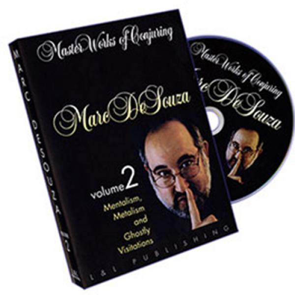 Master Works of Conjuring Vol. 2 by Marc DeSouza -...