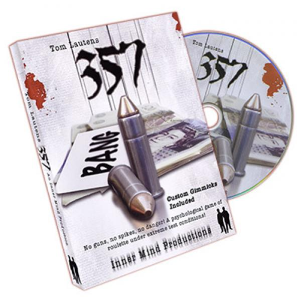 357 (DVD and Props) by Tom Lauten and Inner Mind P...