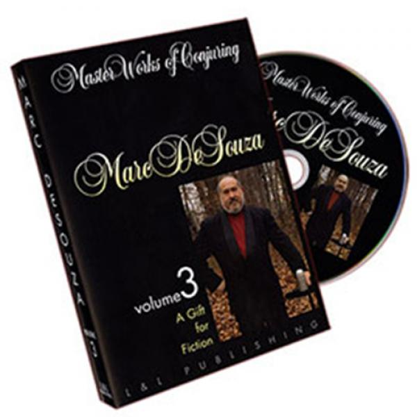 Master Works of Conjuring Vol. 3 by Marc DeSouza -...