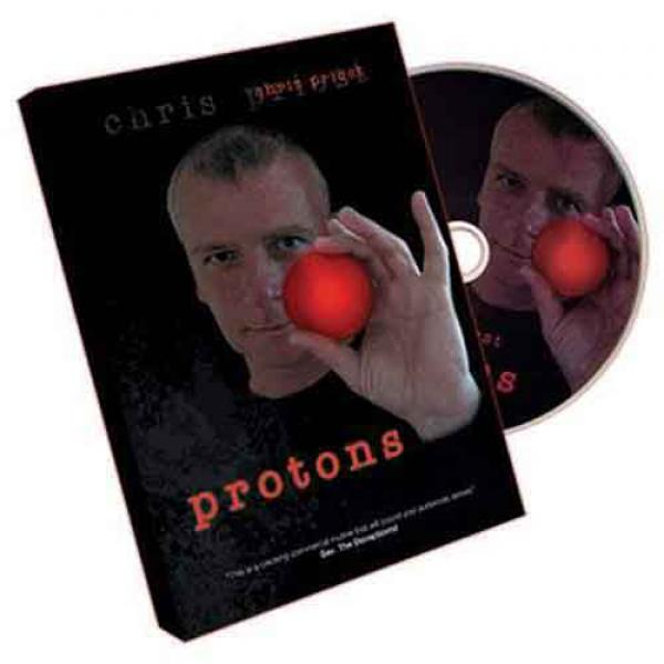 Protons by Chris Priest - DVD