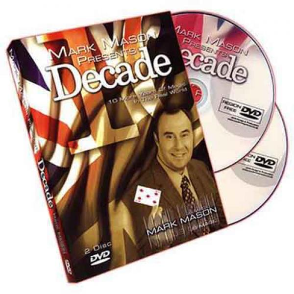 Decade by Mark Mason - 2 DVD set