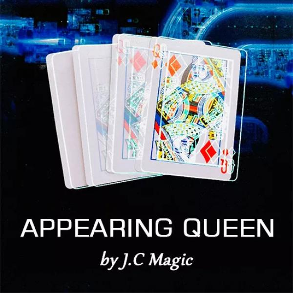 Appearing Queen by J.C Magic