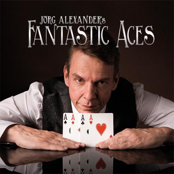 Fantastic Aces - Blue Large Index by Jörg Alexand...