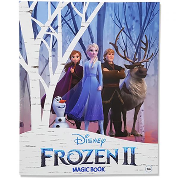 Magic Coloring Book (Frozen II) by JL Magic