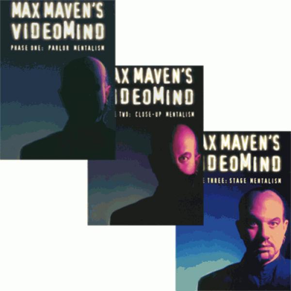 Max Maven Video Mind Set (Vol 1 thru 3) by L&L...