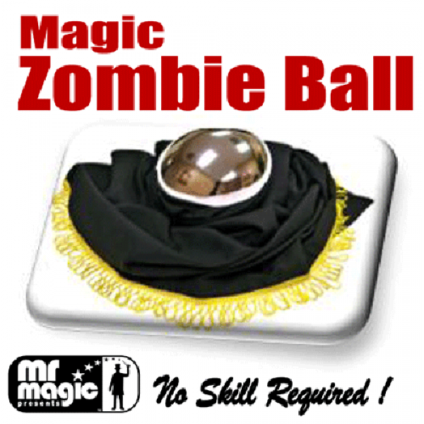 Zombie Ball (with folard and gimmick) by Mr. Magic