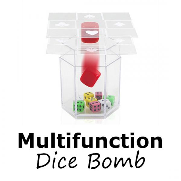 Multifunction Dice Bomb