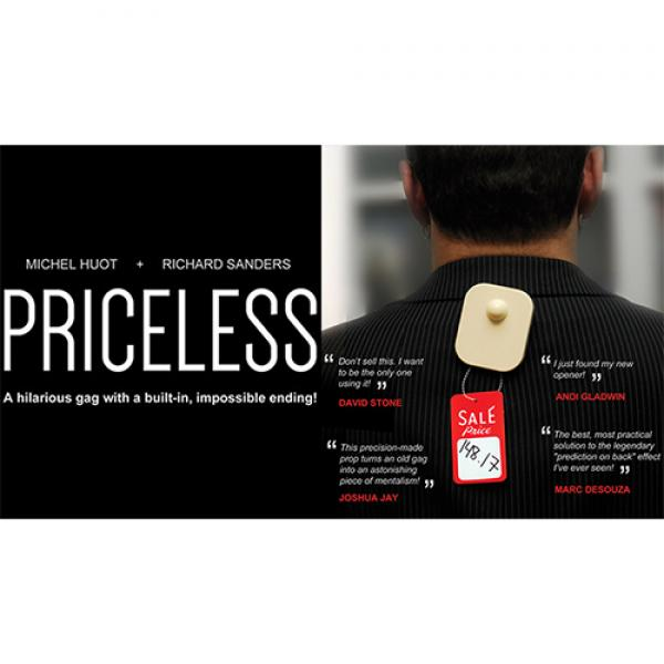 Priceless (Gimmick and Online Instructions) by Mic...
