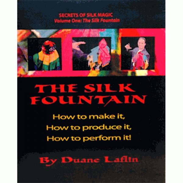 Silk Fountain, Laflin Silk series- 1 Video DOWNLOA...