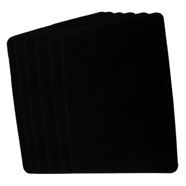 Small Close Up Pad (Black 8 inch x 12 inch) by Gos...