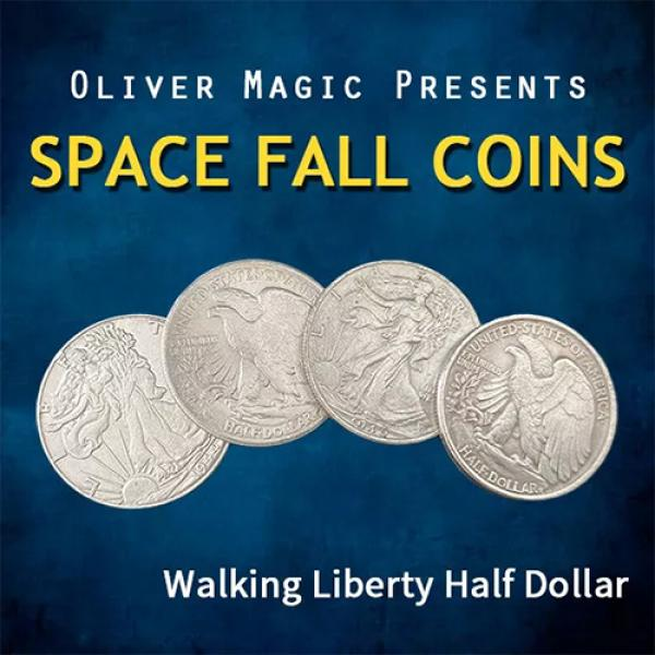 Space Fall Coins (Walking Liberty Half Dollar) by ...