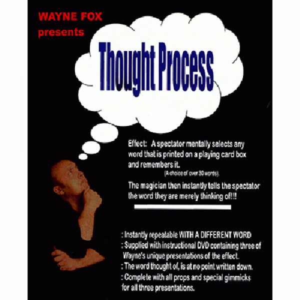 Thought Process by Merchant of Magic and Wayne Fox...