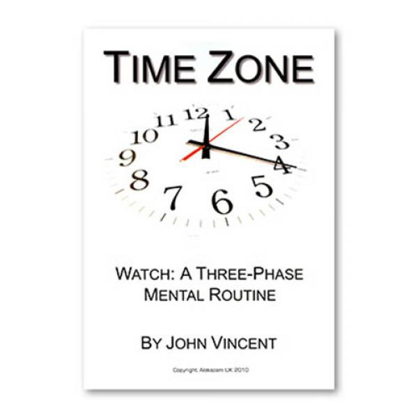 Time Zone by John Vincent & Alakazam Magics