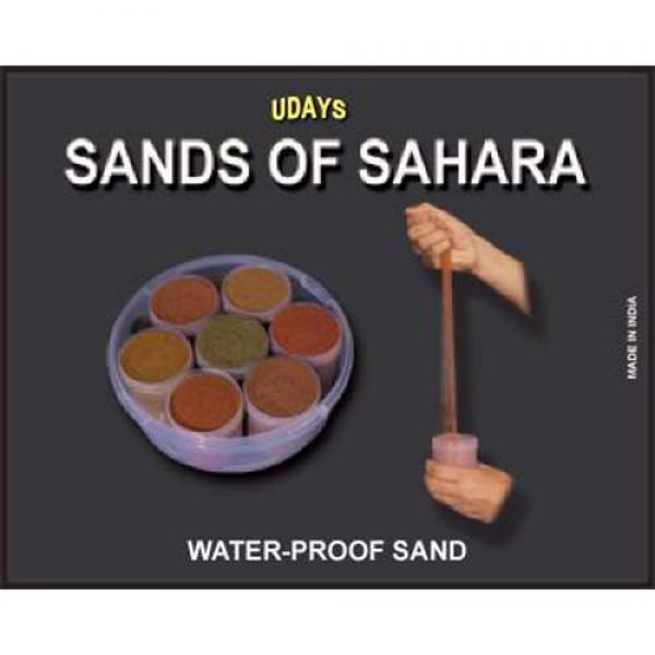 Sands of Sahara by Uday