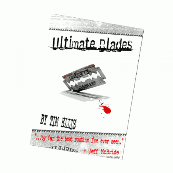 Ultimate Blades by Tim Ellis - DOWNLOAD ebook